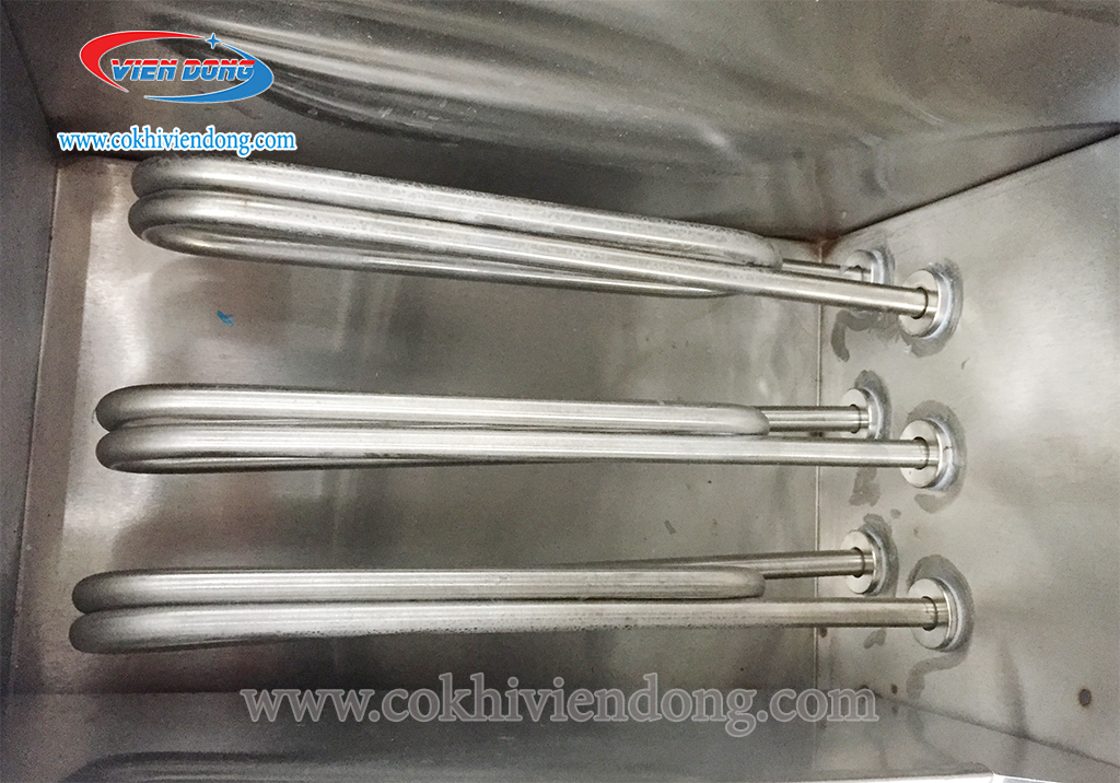 Tủ nấu cơm 12 khay Việt Nam