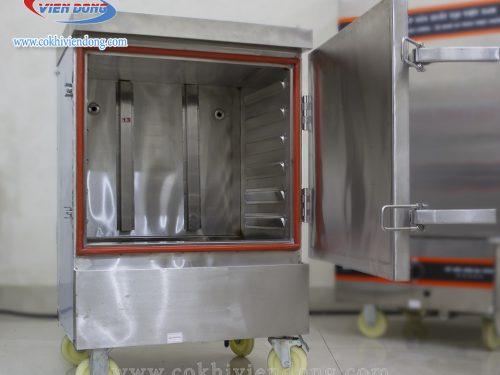 Tủ hấp công nghiệp 6 khay (5)