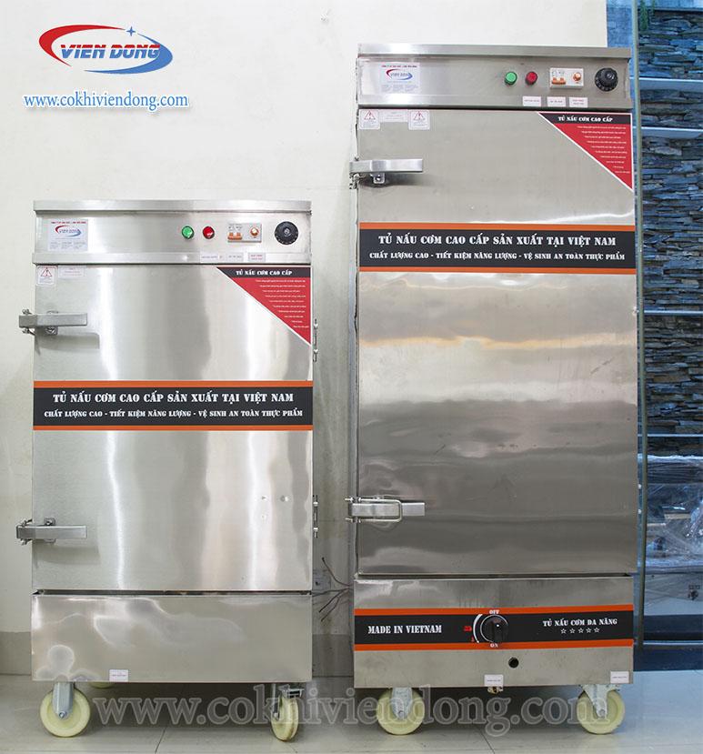 tủ cơm công nghiệp 10 khay