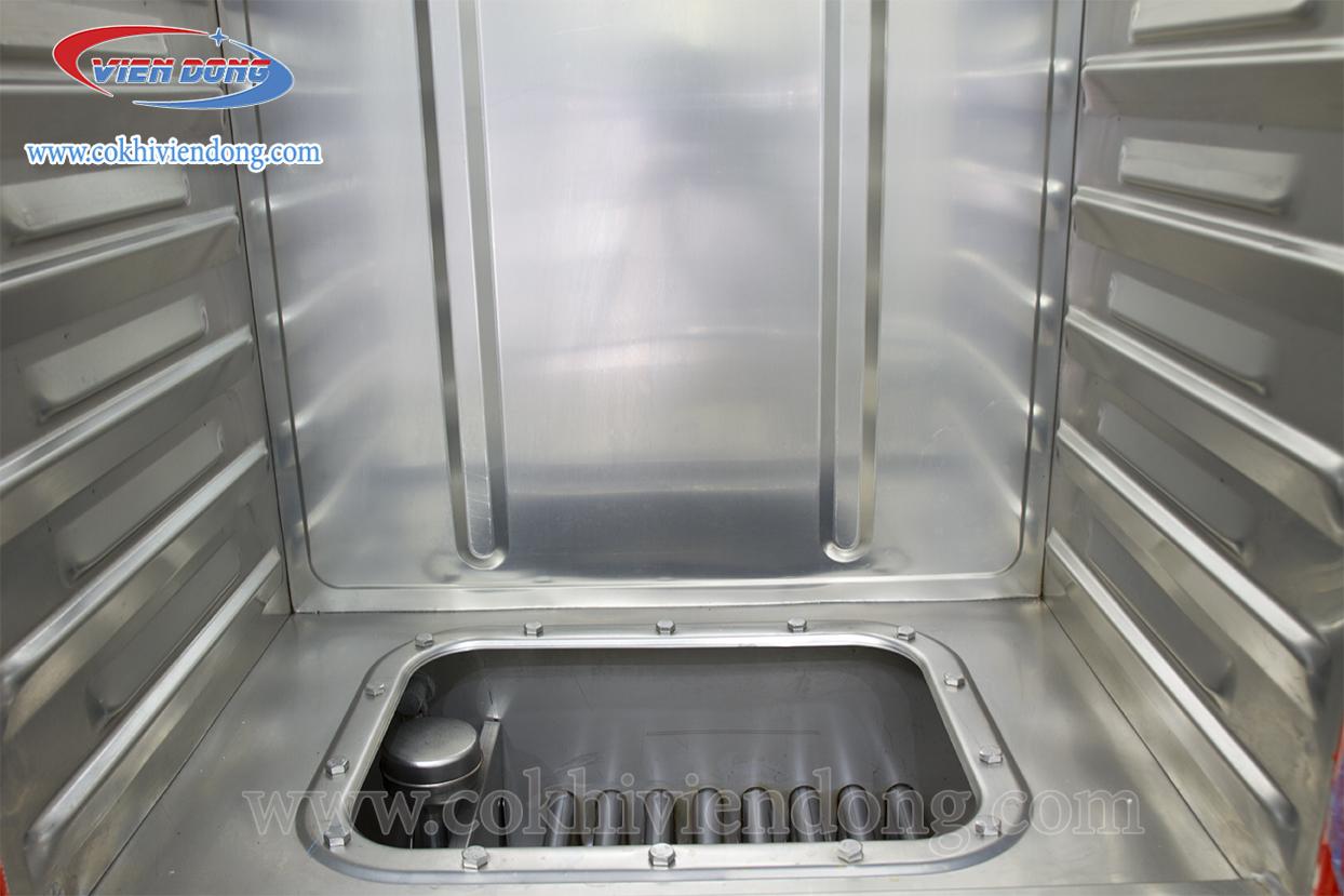 Tủ nấu cơm gas