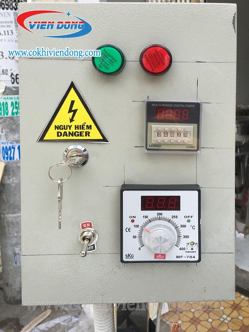 Bảng điều khiển điện nồi nấu cháo công nghiệp