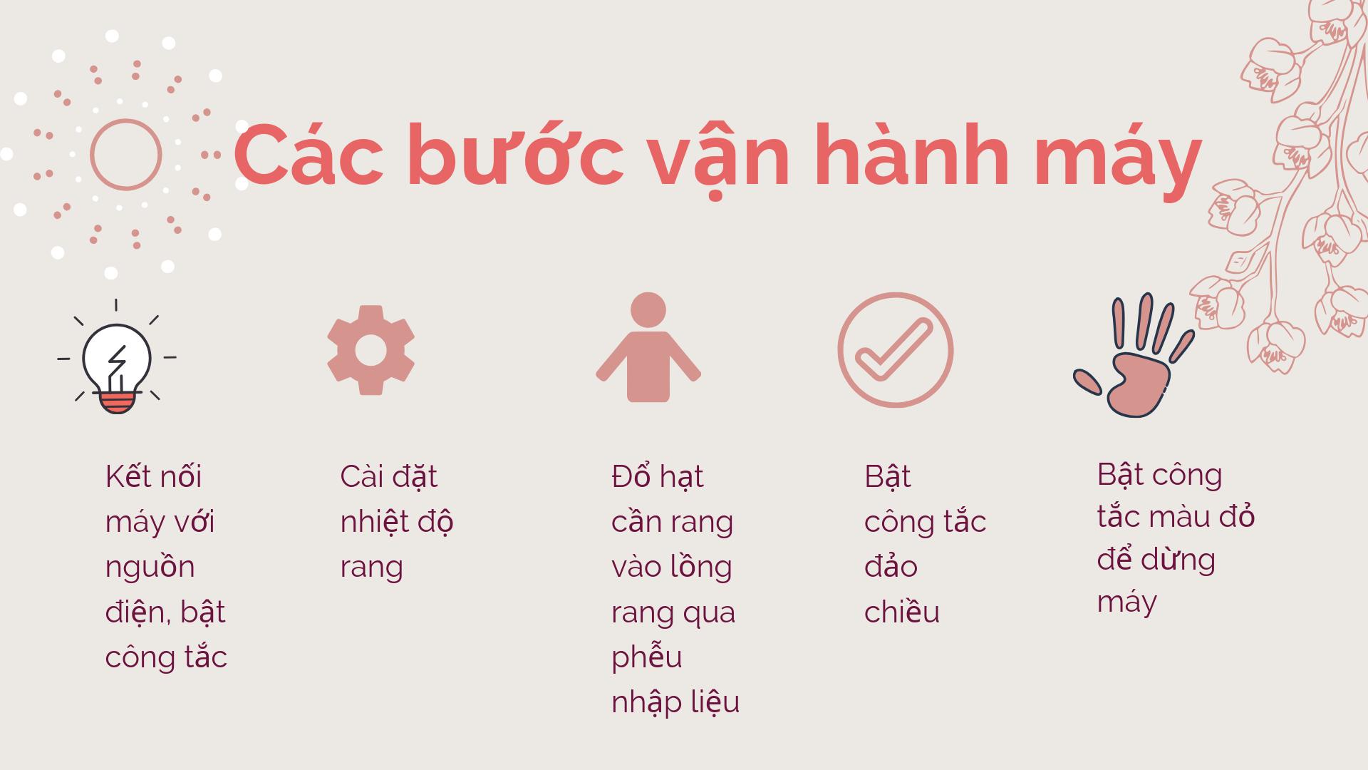 Máy rang hạt Việt Nam (4)
