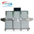 So sánh máy rửa khay đĩa công nghiệp Việt Nam và nhập khẩu