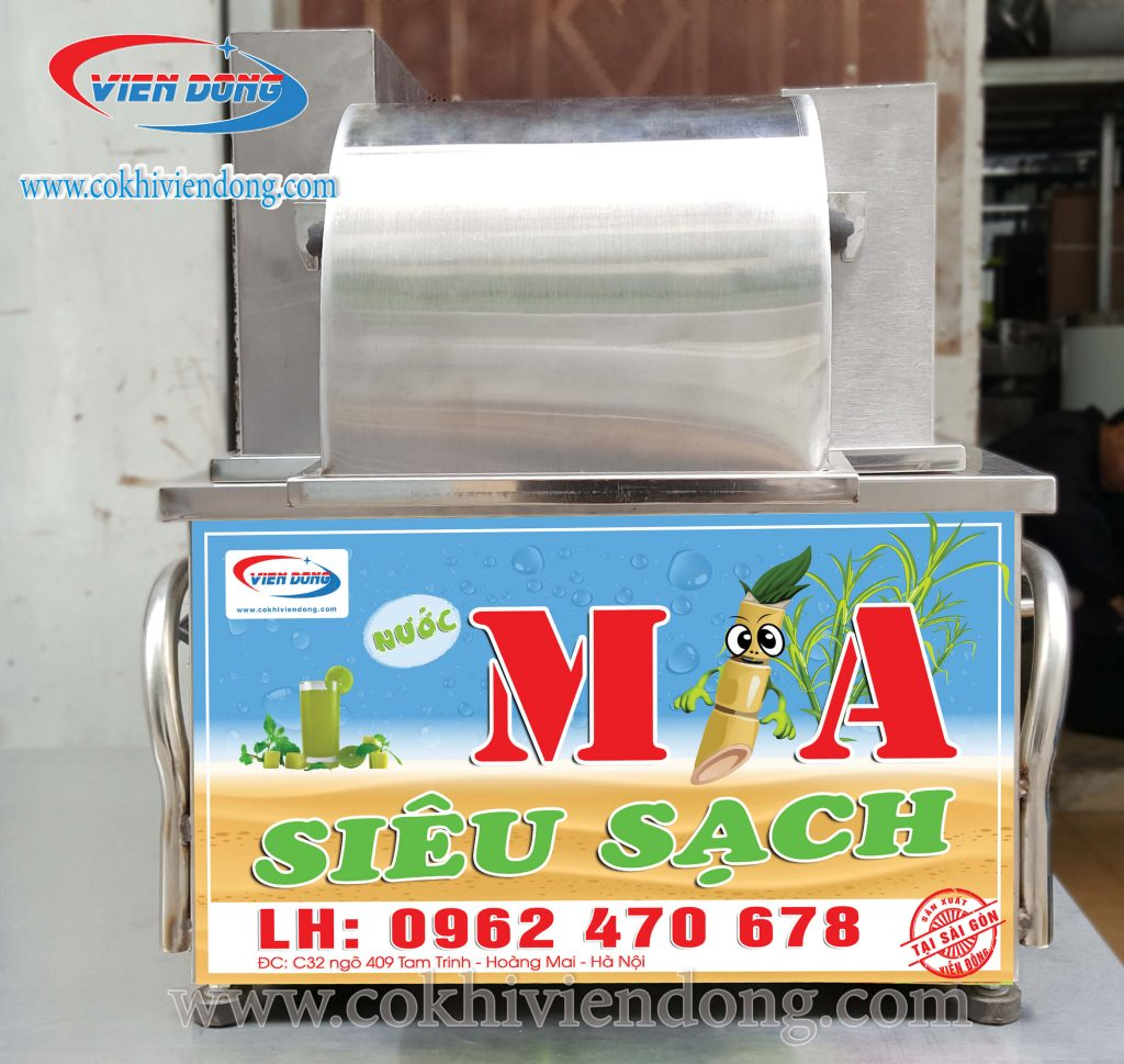 Địa chỉ mua máy ép nước mía siêu sạch tại Hà Nội