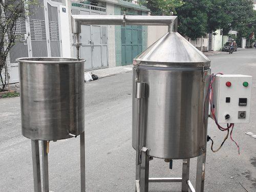 Hướng dẫn cách vệ sinh và bảo quản nồi nấu rượu