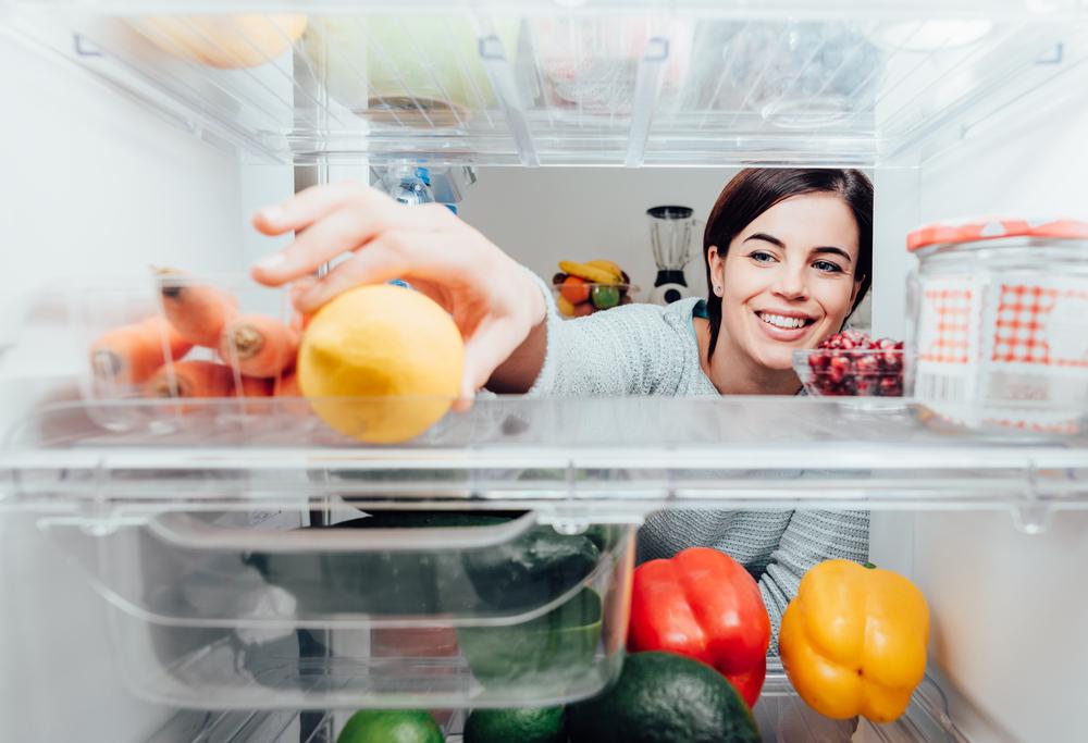 Tủ lạnh 4 cánh - Tủ lạnh công nghiệp bán chạy nhất 2019