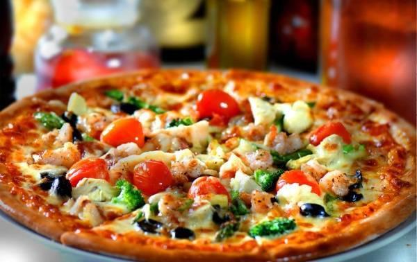 Lò nướng Pizza chuyên dụng