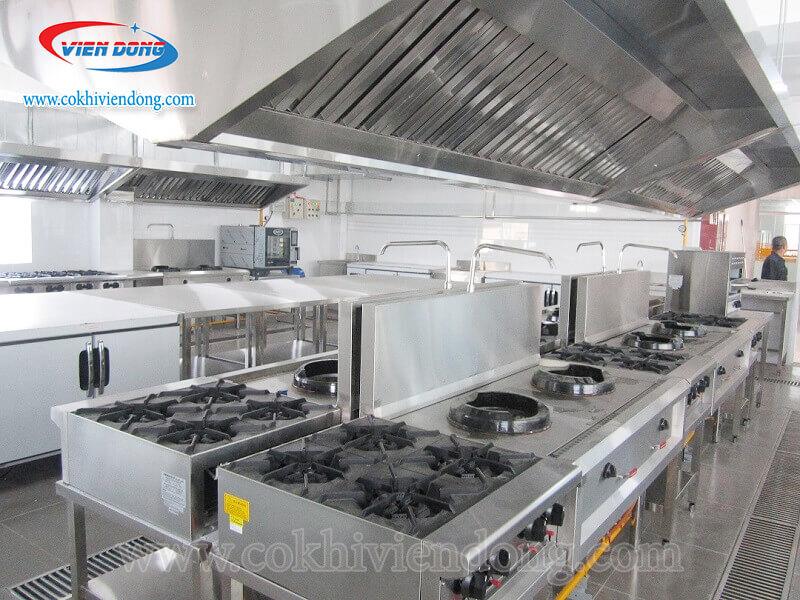 Thiết bị bếp công nghiệp tại Hà Nội chất lượng cao