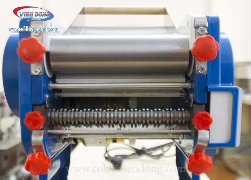 máy cán bột mini DZM-200B