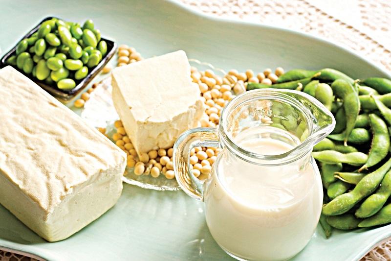 Bảo quản sữa đậu nành trong lọ thủy tinh