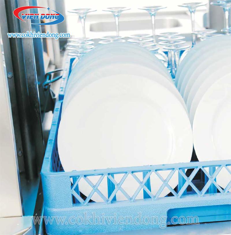 Máy rửa bát đĩa công nghiệp cao cấp Ozti OBK 1500