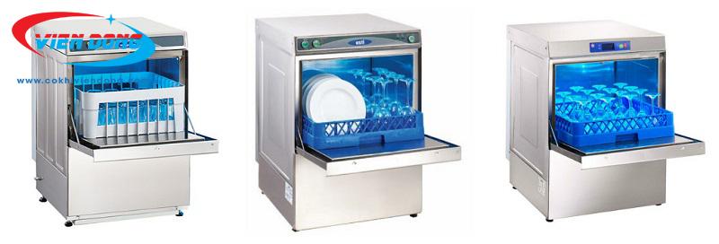 máy rửa ly quầy bar