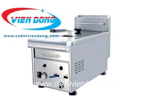Bếp chiên nhúng gas đơn GDF12