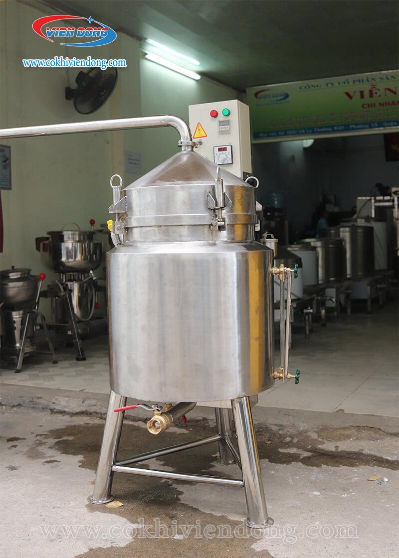 Giá nồi nấu rượu bằng điện