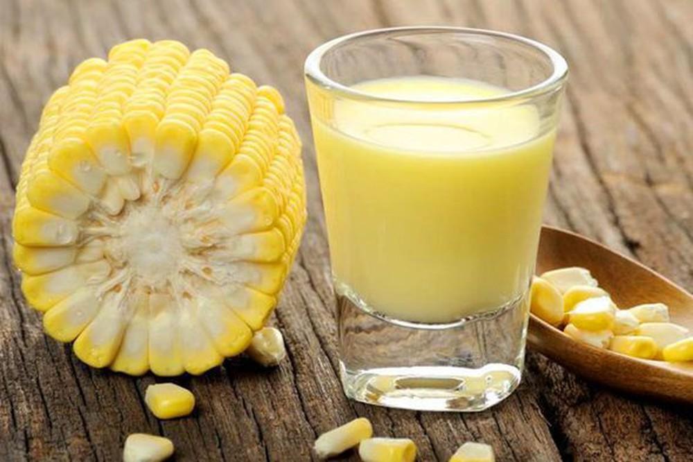 Làm sữa ngô không bị kết tủa - Cách bảo quản sữa ngô