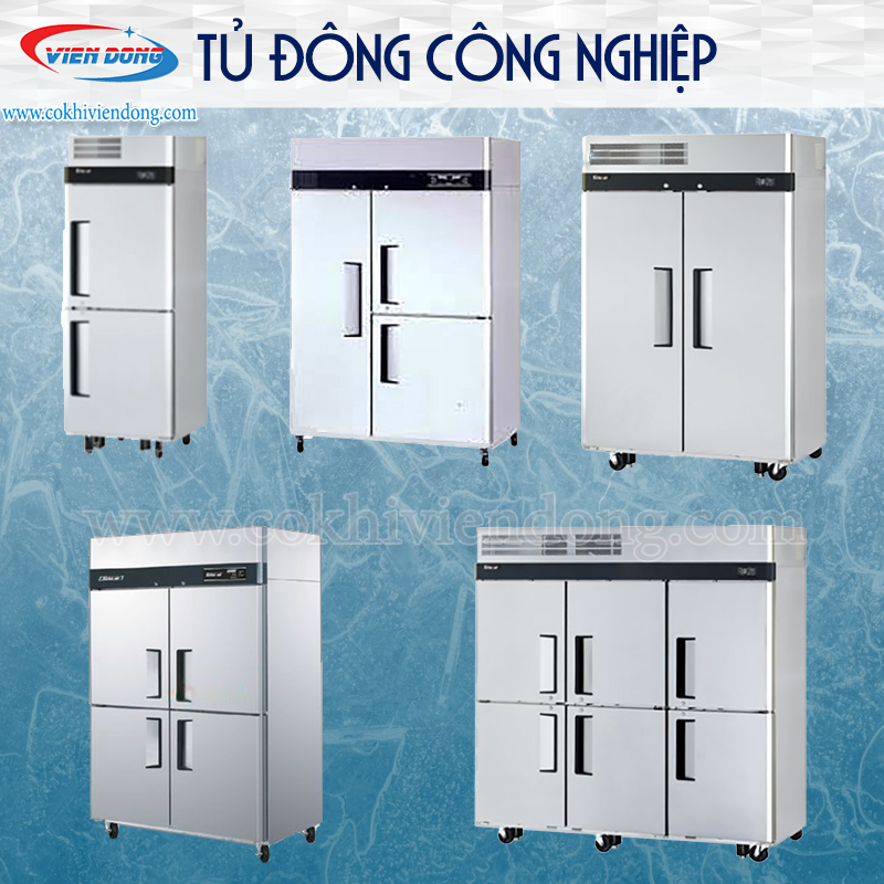 Đơn vị cung cấp tủ đông công nghiệp