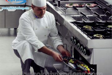 Bếp âu là gì? thiết kế và bố trí nhà bếp âu cho nhà hàng đúng cách