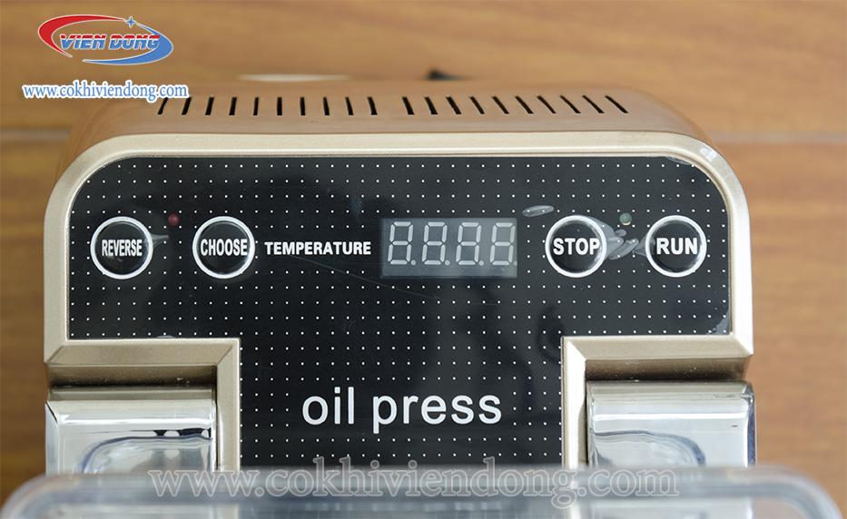 máy ép dầu lạc mini giá bao nhiêu