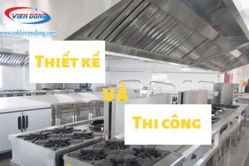 4 lý do bạn nên lựa chọn dịch vụ thiết kế bếp nhà hàng nhỏ của Viễn Đông