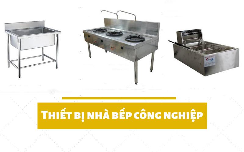 dịch vụ thiết kế bếp nhà hàng nhỏ
