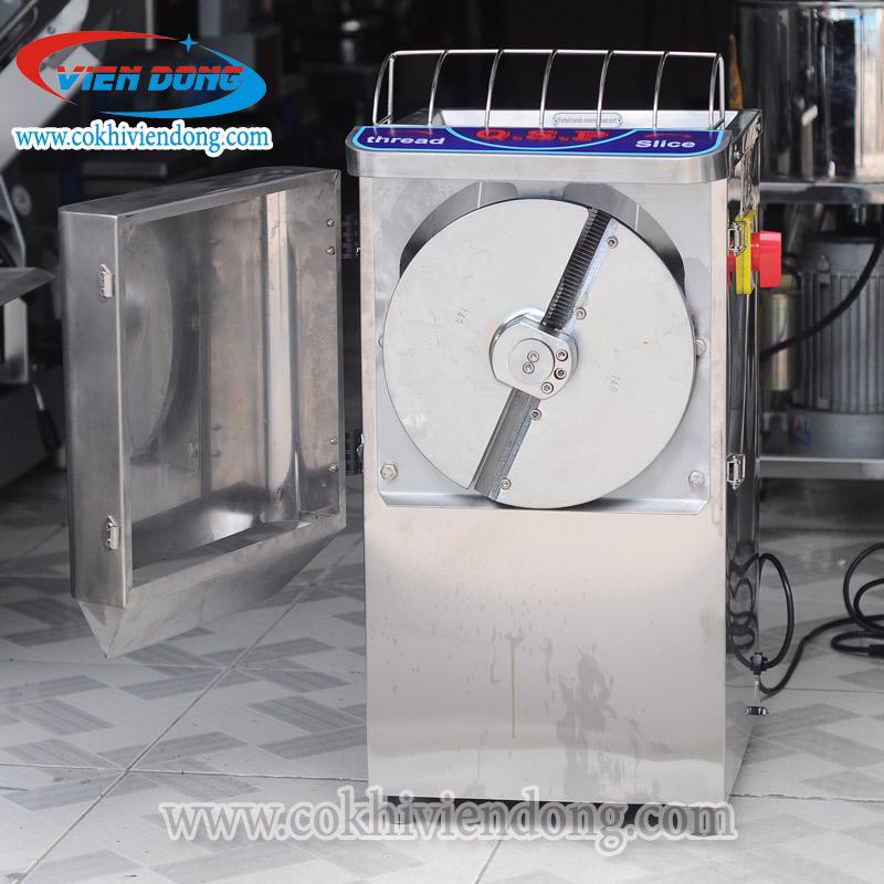 Máy cắt rau củ quả công nghiệp đa năng QSP