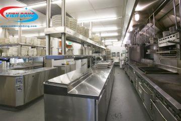 Kinh nghiệm nâng cấp không gian bếp đẹp cho những nhà hàng nhỏ