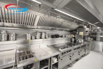 Chi phí thiết kế bếp nhà hàng nhỏ- Giá thiết bị bếp nhà hàng