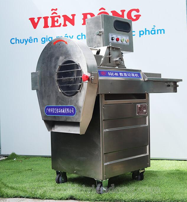 Những lưu ý quan trọng khi lựa chọn máy cắt rau củ công nghiệp