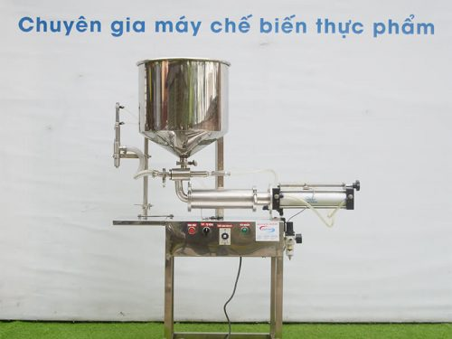máy chiết rót định lượng