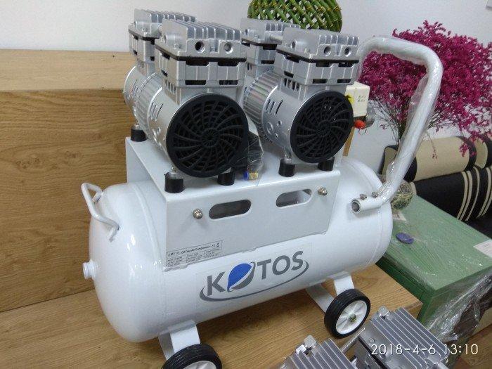 máy nén khí dùng trong y tế