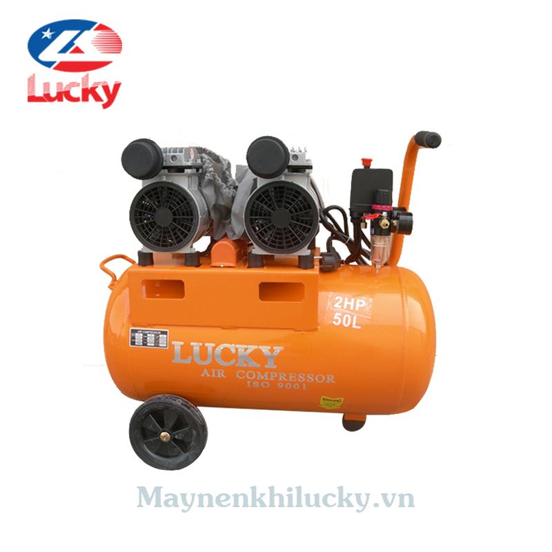 máy nén khí có nhiều nước
