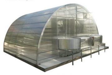 Đến trực tiếp nơi sản xuất công nghệ sấy sử dụng năng lượng mặt trời