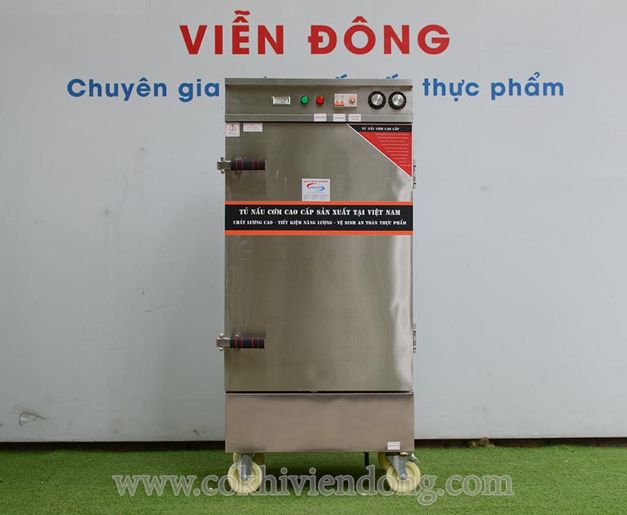 Tủ nấu cơm 10 khay Việt Nam