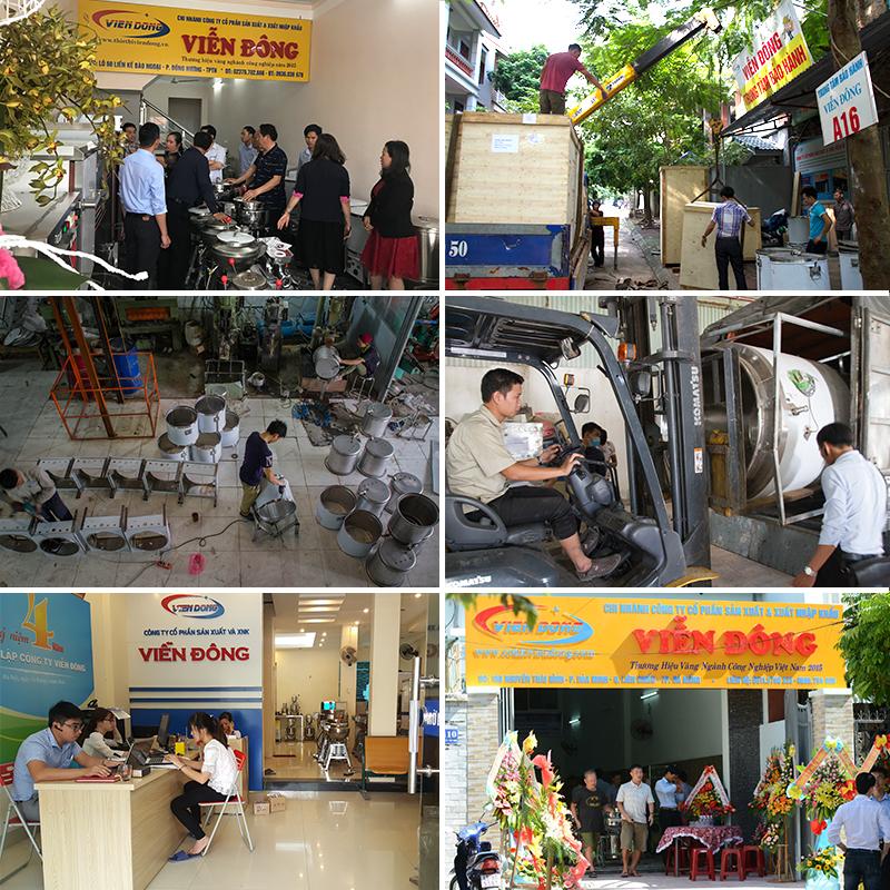 Viễn Đông cung cấp sản phẩm chất lượng cao, chuyên nghiệp, uy tín