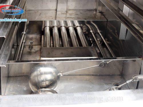 Tủ nấu cơm Việt Nam 12 khay đặt hàng (2 cửa)