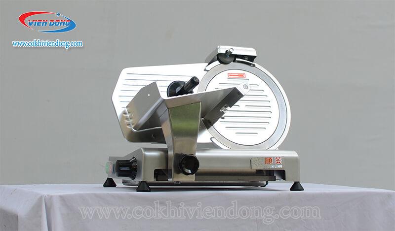 Máy thái thịt chín ES 250 - thiết kế tinh gọn, thái đa dạng kích cỡ
