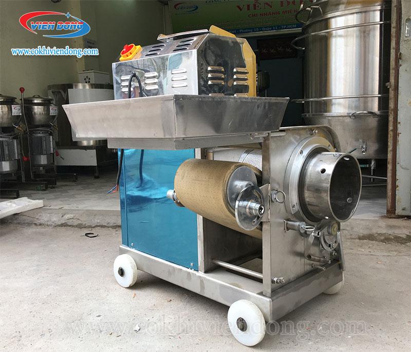 máy lọc xương cá chất liệu inox 304 cao cấp