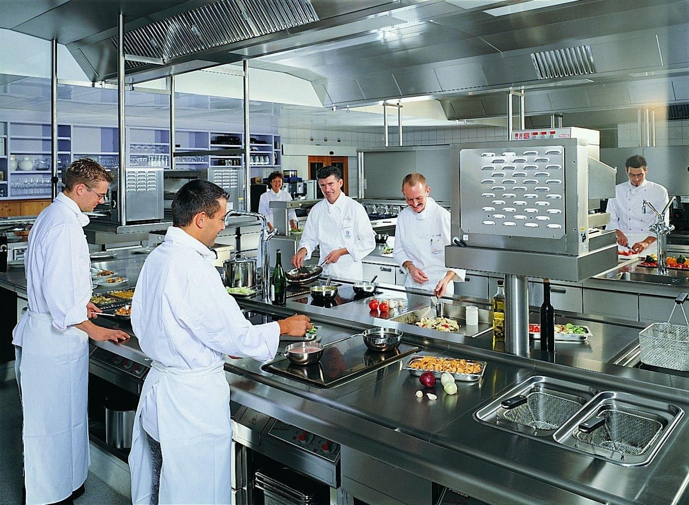 Lắp đặt bếp công nghiệp - Hệ thống thiết bị bếp công nghiệp chất lượng