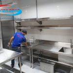 sửa bếp công nghiệp