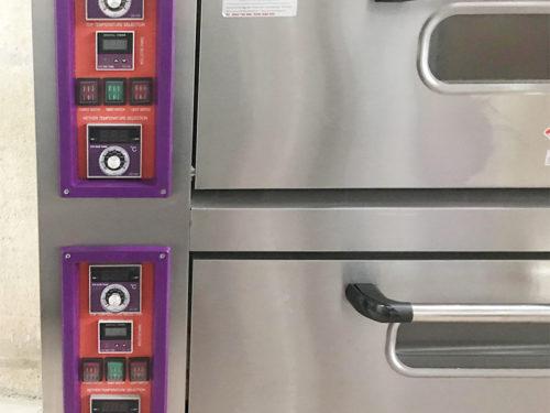 Lò nấu cơm niêu 2 tầng điện, gas
