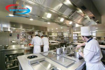 Thiết bị inox nhà bếp – Cách sắp xếp, bài trí khoa học nhất