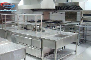 Ở đâu tìm được dịch vụ thiết kế 3D bếp nhà hàng MIỄN PHÍ?