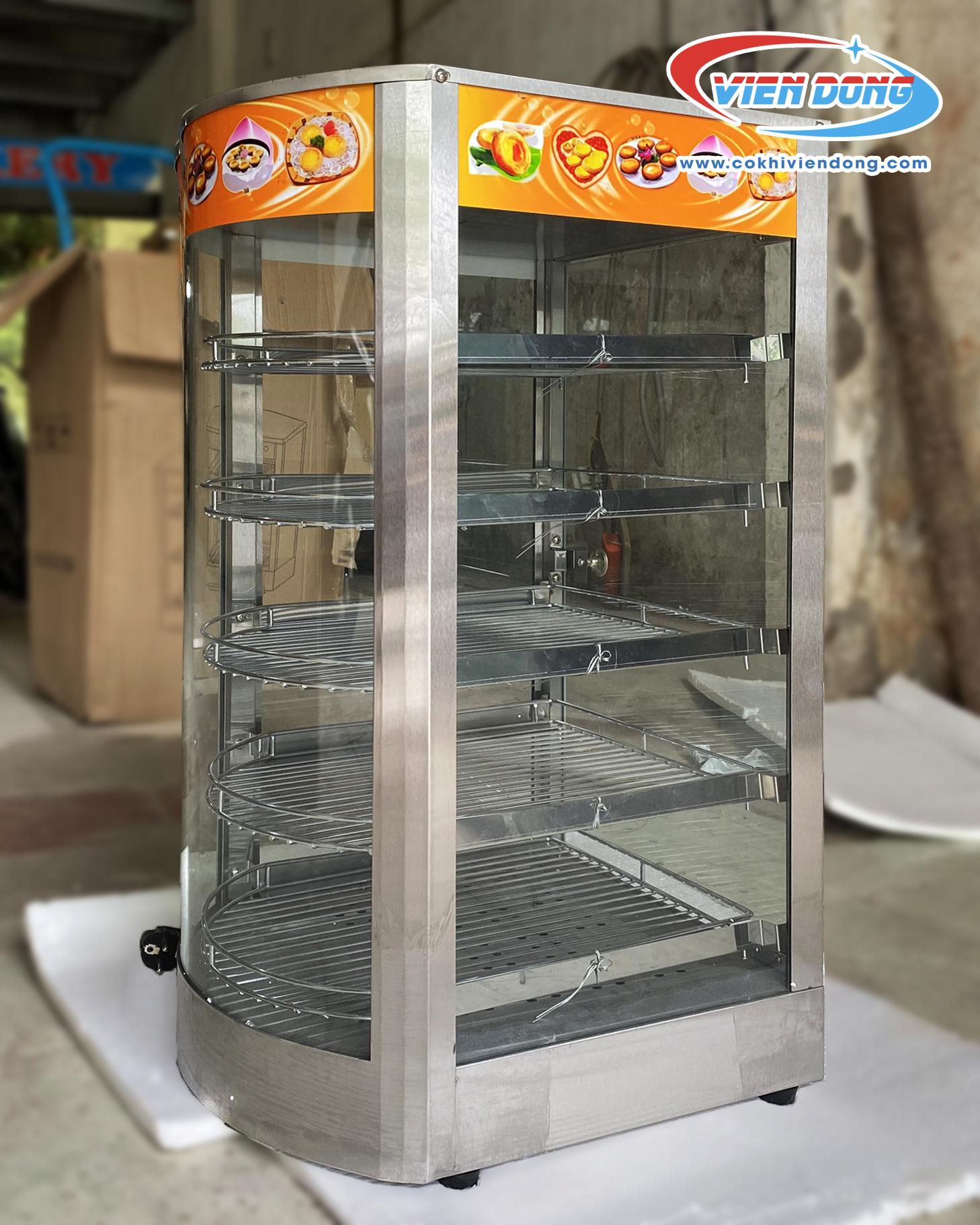 Tủ giữ nóng thức ăn mini