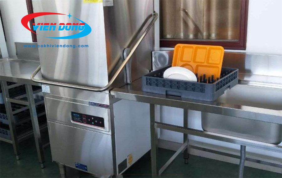Máy rửa bát Dolphin cao cấp nhập khẩu từ Hàn Quốc