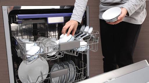 máy rửa chén cho nhà hàng