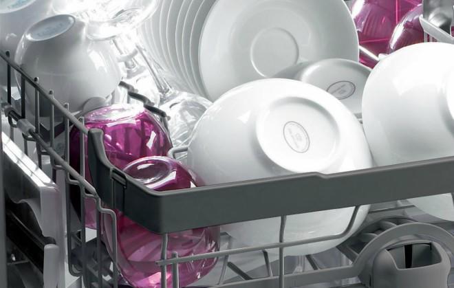 Khả năng rửa sạch bát đĩa tới 95%