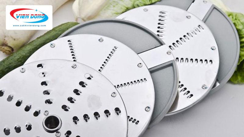 Bộ lưỡi dao máy cắt rau củ công nghiệp