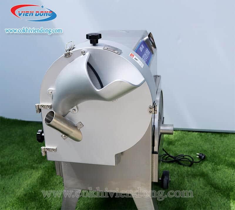 Máy cắt rau củ quả công nghiệp QSP 360