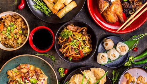 bếp Á 4 họng nấu món gì