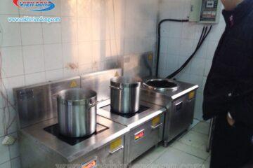Bếp từ công nghiệp tại Hà Nội – những lưu ý khi sử dụng